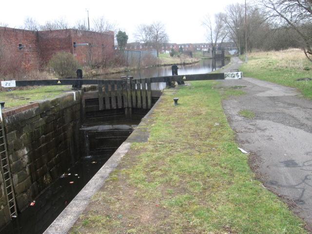 Rochdale Canal near Newton Heath