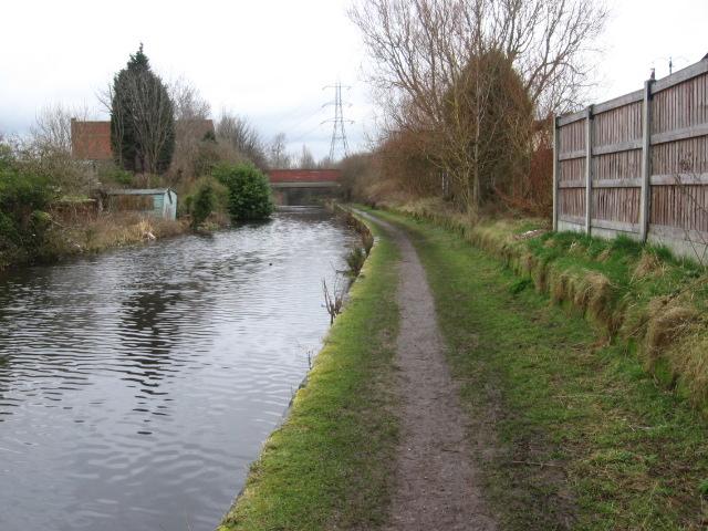 Rochdale Canal near Chadderton