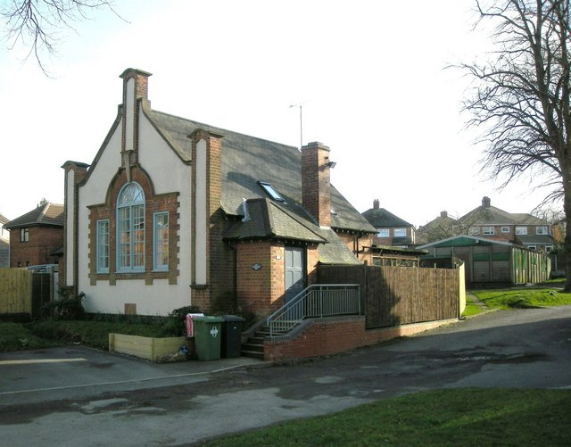 New Bilton-Saint Oswald's Church Hall