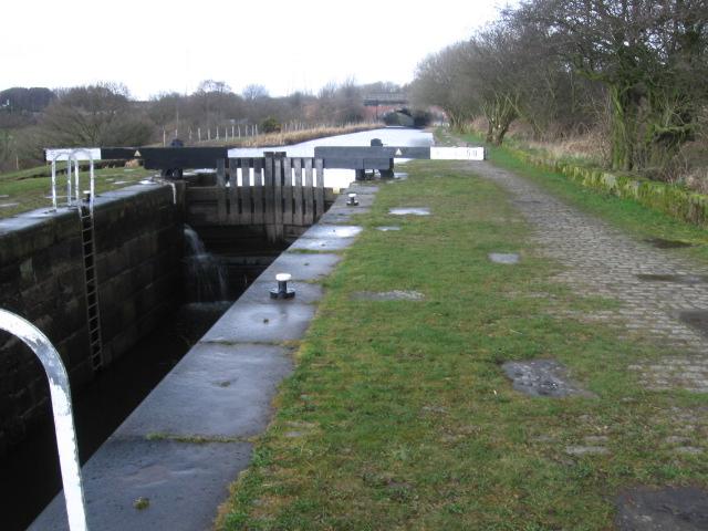 Rochdale Canal near Stake Hill