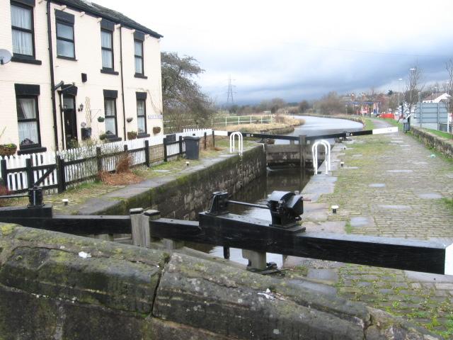 Rochdale Canal at Slattocks