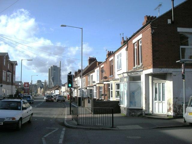 New Bilton-Lawford Road