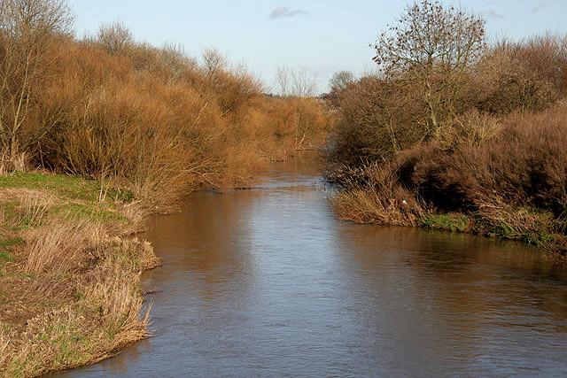 The River Tyne at Haddington