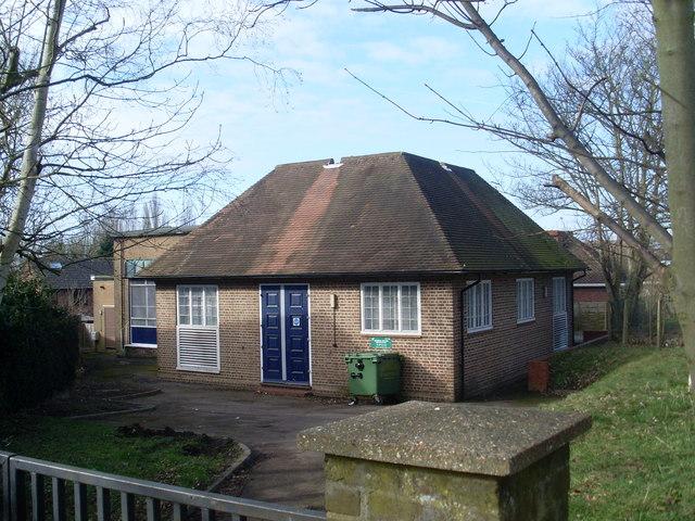 Harefield Telephone Exchange, Middx