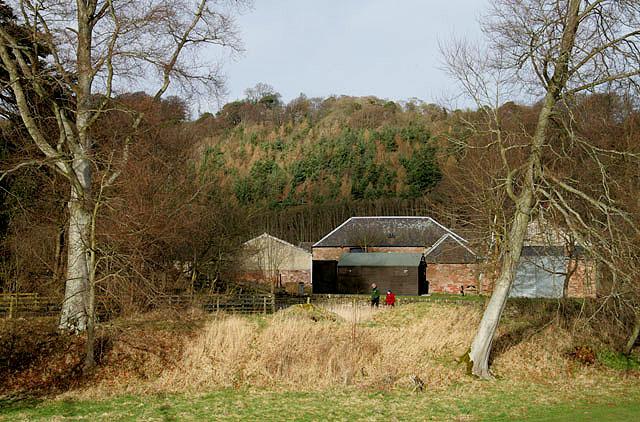Dryburgh Mains Farm