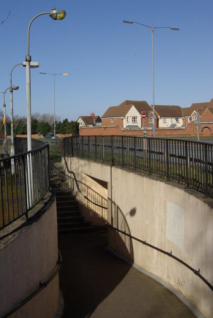 Subway at Ryton on Dunsmore