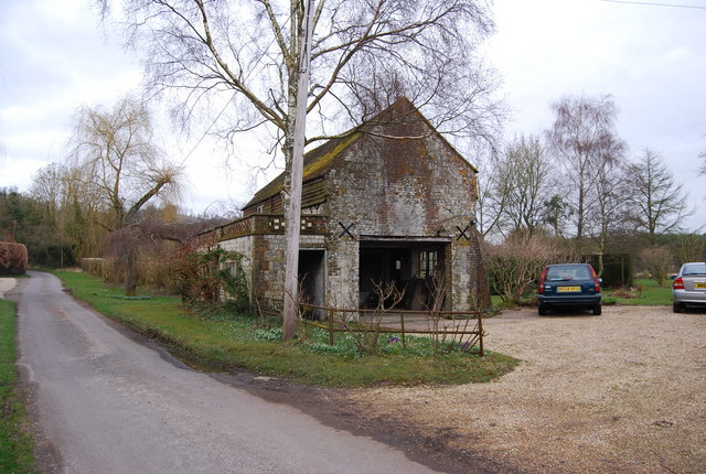 Barn, Vann Farm