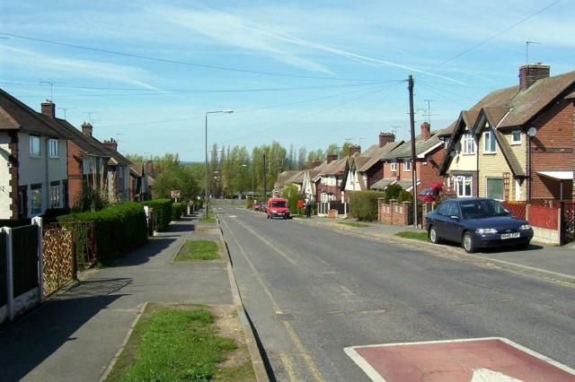 Houfton Road, Bolsover