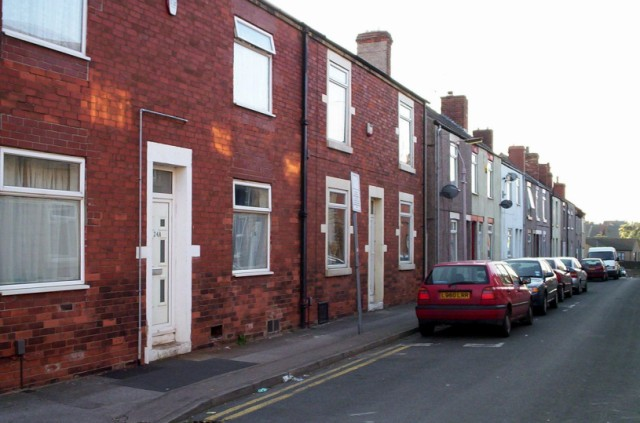 Padley Hill, Mansfield