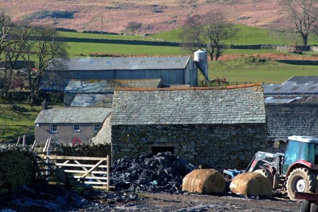 Barns at Tailbert