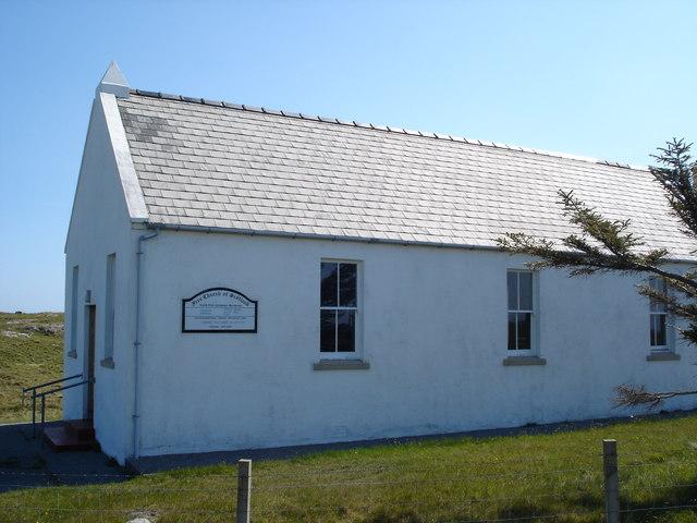 Free Church of Scotland on Grimsay