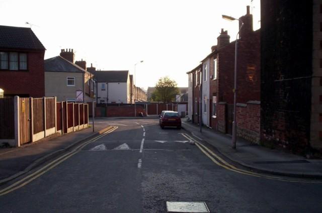 Holden Street, Mansfield