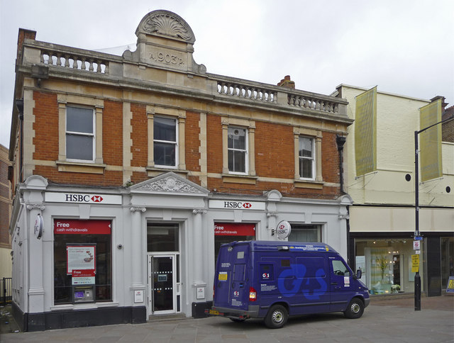 HSBC, Waltham Cross, Hertfordshire