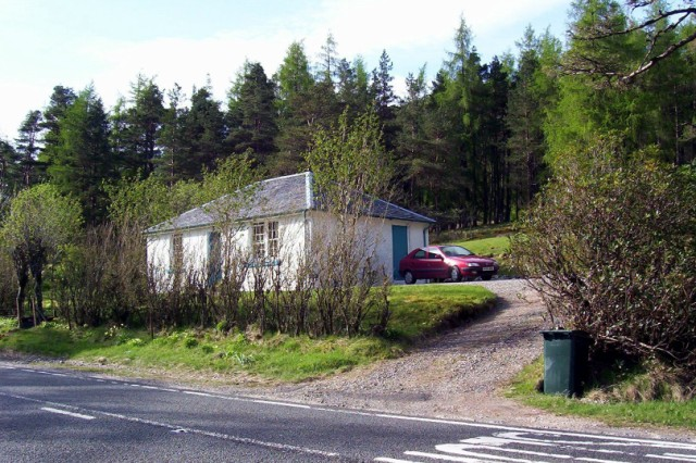 Dunroy Cottage, A85 near Tyndrum