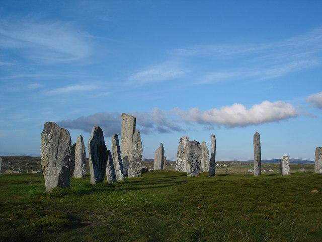 Calanais Stone Circle