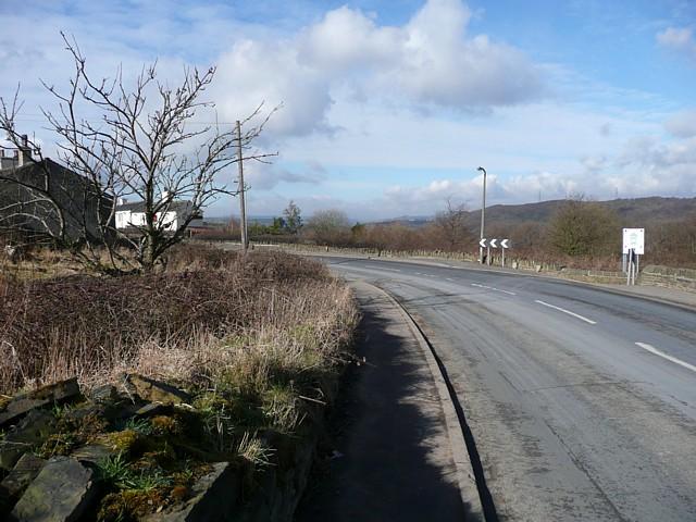 Lower Edge Road, Rastrick
