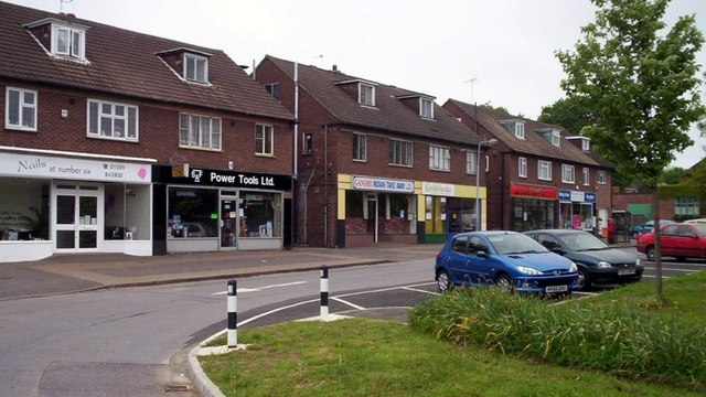 Anjou Crescent, Fareham