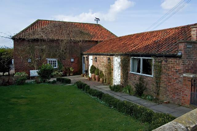 Manor Farm, Burringham