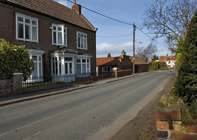 High Street, Burringham