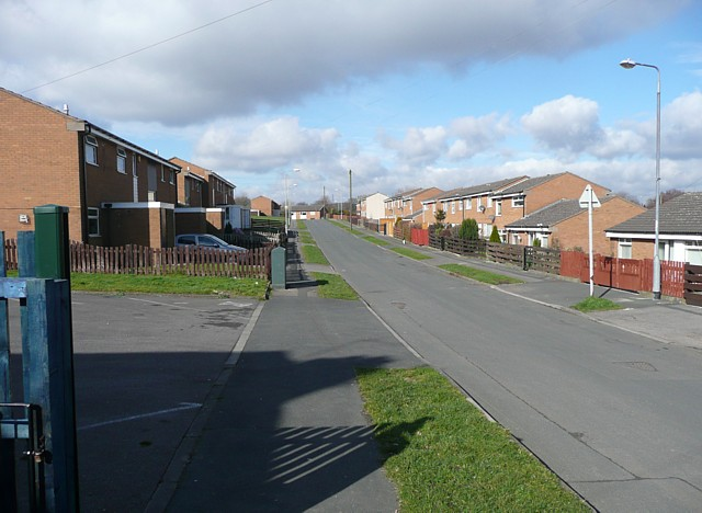 Burnsall Road, Rastrick
