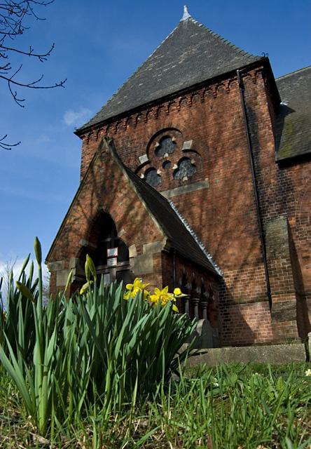 St John the Baptist's Church, Burringham