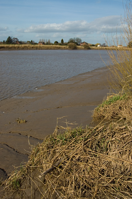River Trent, Burringham