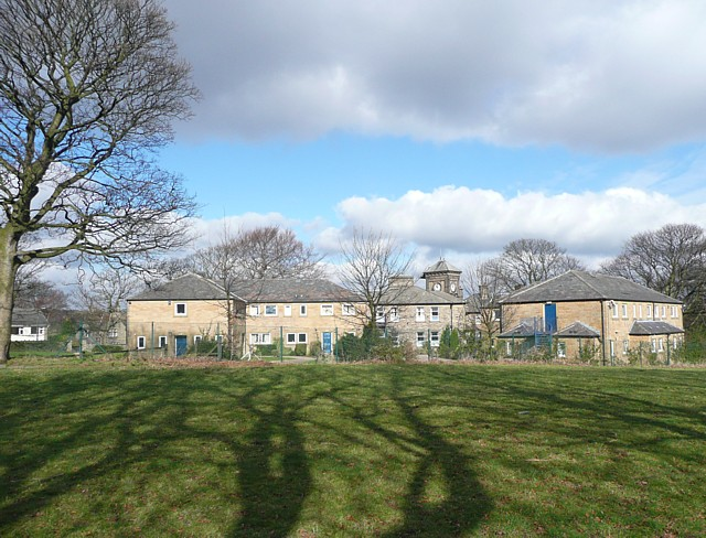 New buildings at the William Henry Smith School, Boothroyd, Rastrick