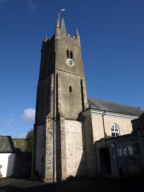 St Lawrence's Tower, Ashburton