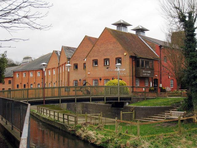 Farnham Maltings, Bridge Square, Farnham, Surrey