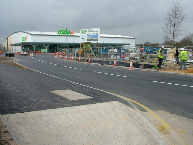 New Asda revealed