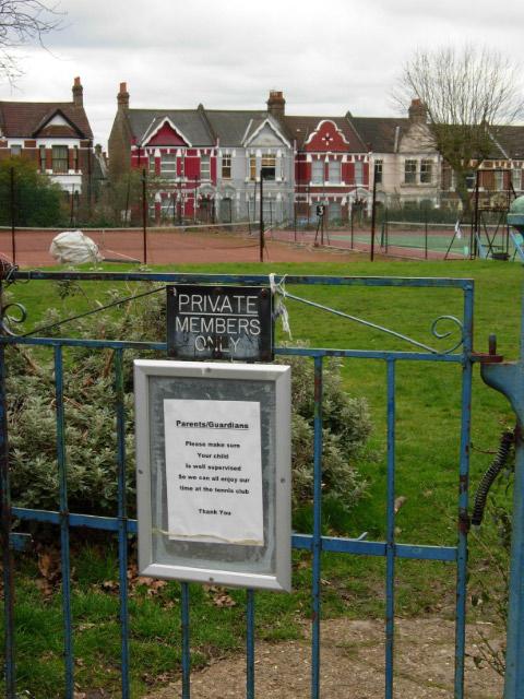 Elmwood Lawn Tennis Club