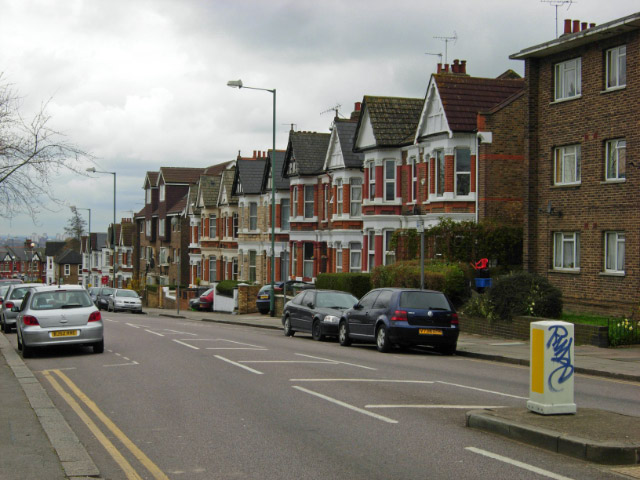 All Souls Avenue, Kensal Rise