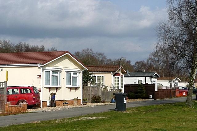 Winkworth Lane mobile home park