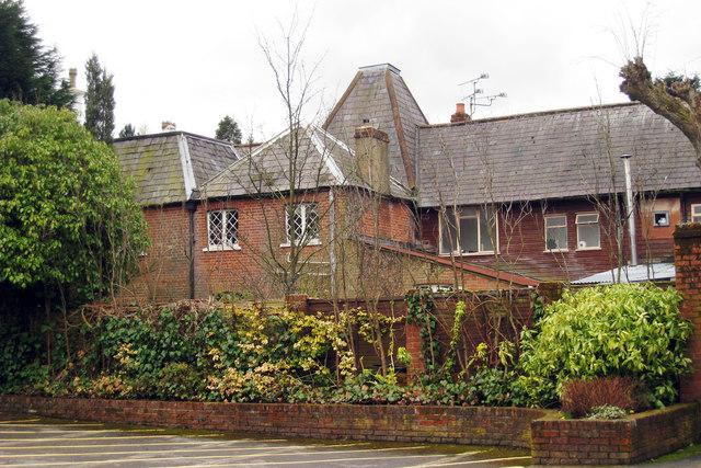 Oast House at Birdworld, Farnham Road, Holt Pound, Surrey