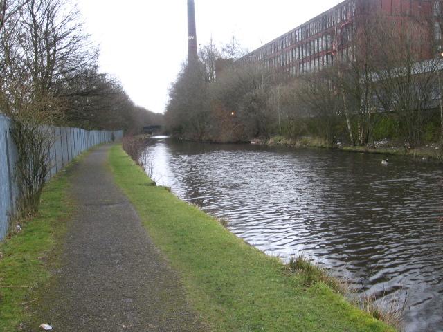 Rochdale Canal near Castleton