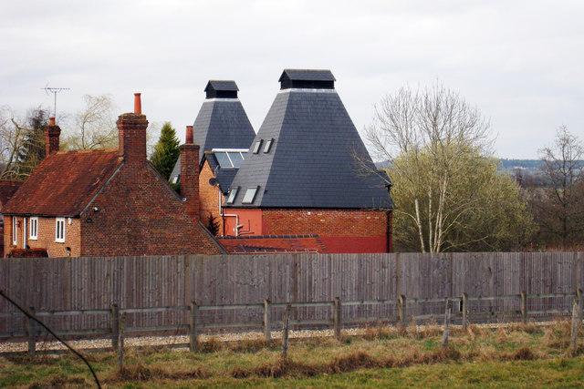 The Oast House, Holt Pound Lane, Holt Pound