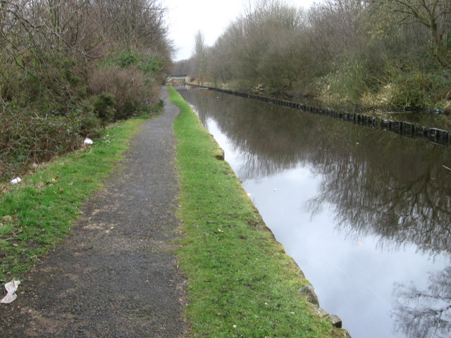 Rochdale Canal near Stoneyfield