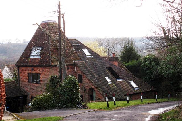 The Oast House, Summerfield Lane, Frensham, Surrey
