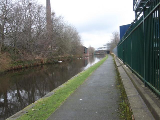 Rochdale Canal near Rochdale