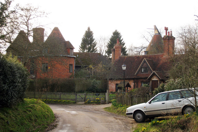 The Oast House, West End Lane, Rowledge, Surrey