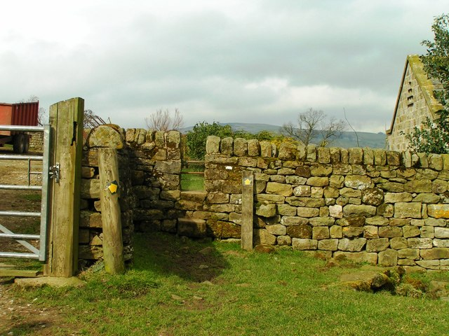 Stile at West House