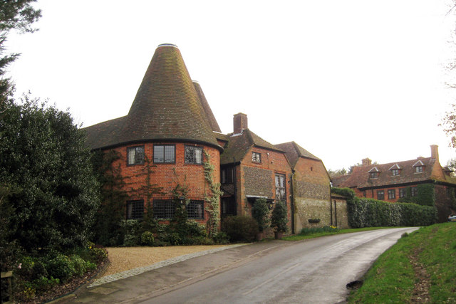 The Oast House, Pitt Lane, Frensham, Surrey