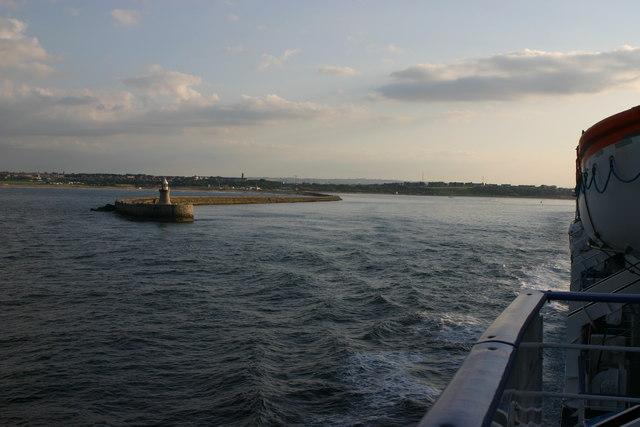 Tynemouth South Pier