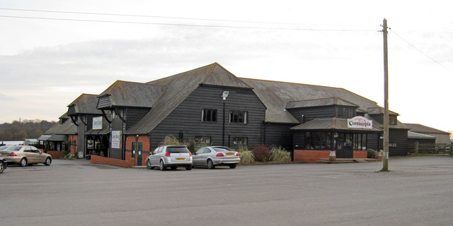 Country Market, Kingsley, Hampshire