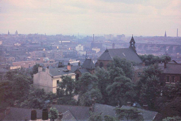Stockport, August 1960