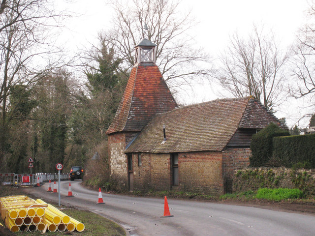 Oast House at Wey House, Standford Lane, Headley, Hampshire