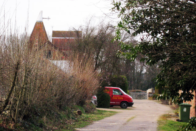 The Oast House, Standford Grange, Whitehill Road, Headley, Hampshire
