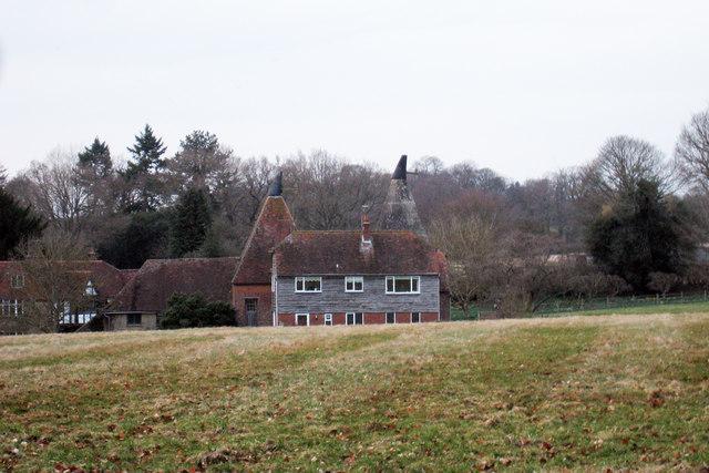 Oast House at Quinces, Tunbridge Lane, Bramshott, Hampshire