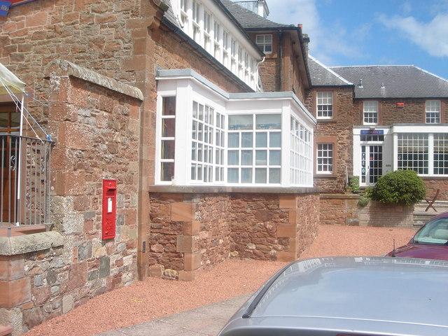 Berwickshire, Carfrae Mill Hotel (A697)  WB2103/3