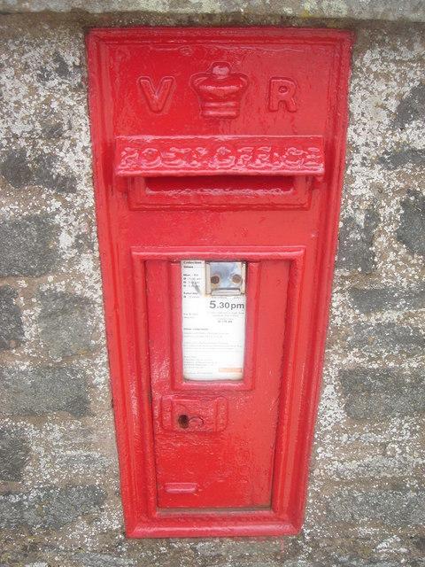 WB2087/2, West High Street / Edinburgh Road, Lauder Village